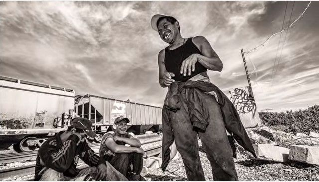 Pixel: migrantes centroamericanos