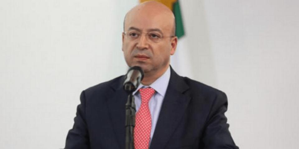 Renato Sales Heredia, comisionado nacional de Seguridad