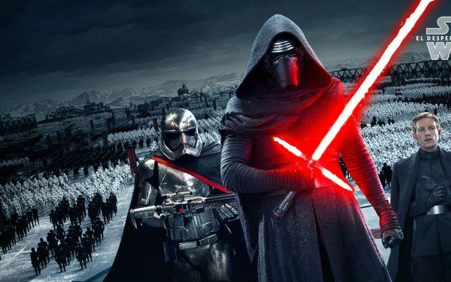 Nuevo póster de Star Wars: The Force Awakens