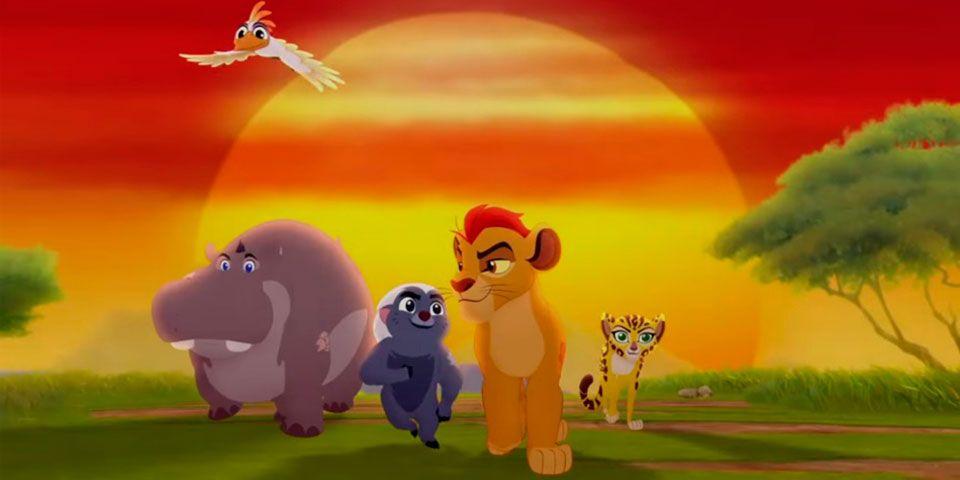 Teaser de nueva película de 'El Rey León' - Foto de YouTube