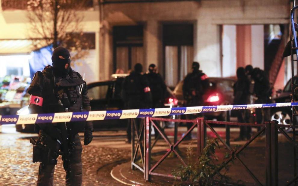 Arrestan a 21 personas en Bélgica por atentado en París