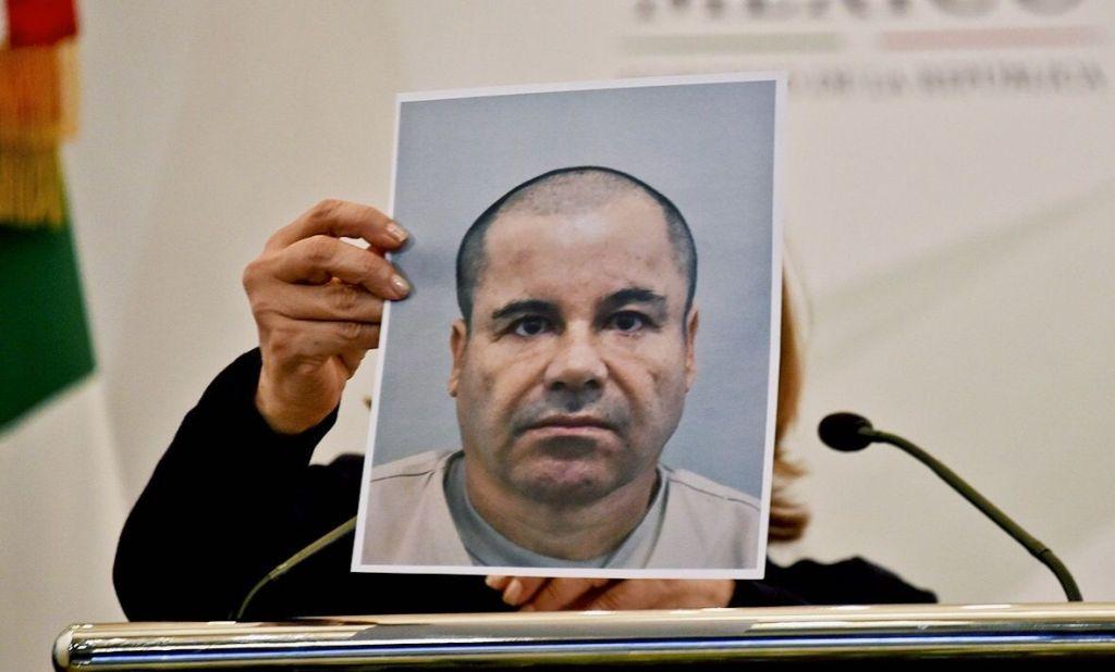 PGR recibió 53 llamadas denunciando el paradero del Chapo - Foto de archivo