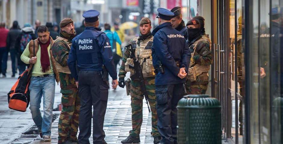 Cierran Metro de Bruselas ante alerta terrorista