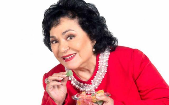 Carmen Salinas regresa a las telenovelas - Foto de internet