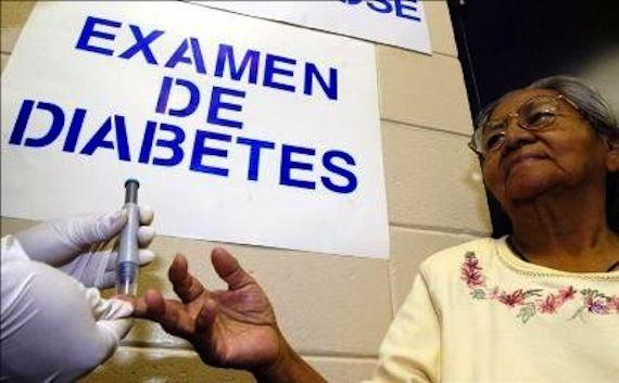 Síntomas de diabetes tardan hasta 10 años en aparecer - 21 por ciento de la población entre 65 y 74 años padece diabetes- Foto de Sin Embargo
