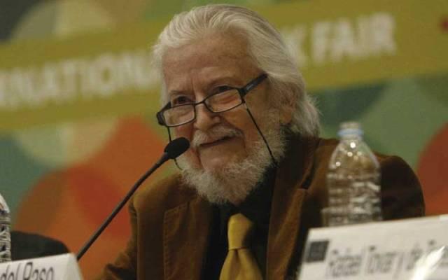 Mexicano Fernando del Paso gana Premio Cervantes - Foto de udg.mx