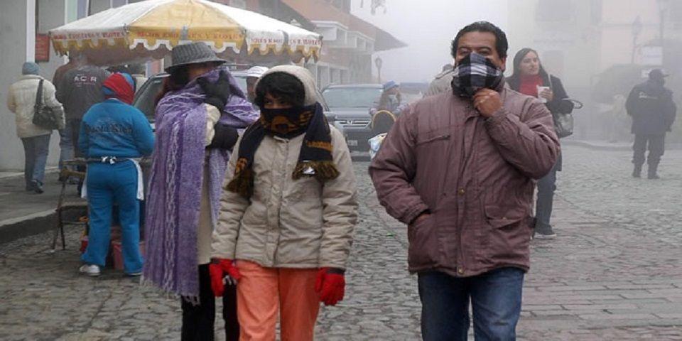 Prevén temperaturas bajas en gran parte del país - Foto de internet