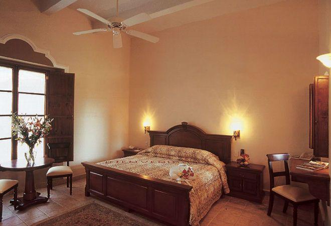 Cinco hoteles hacienda para pasar un fin de semana rom ntico de lujo - Un fin de semana romantico ...