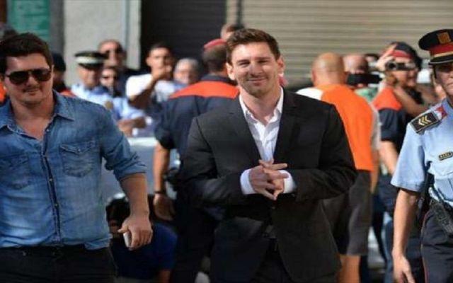 Hermano de Messi estalla en redes sociales