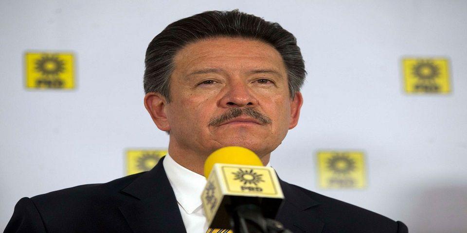 Carlos Navarrete, dirigente nacional del PRD