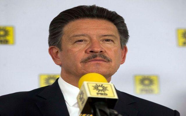 Renovará PRD dirigencia nacional el sábado - Carlos Navarrete, dirigente nacional del PRD