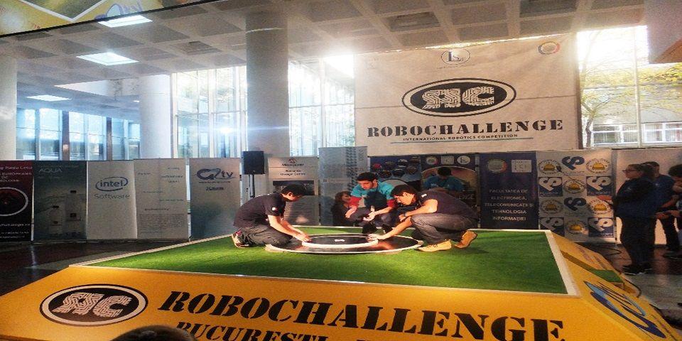 Estudiantes mexicanos ganan concurso de robótica de Rumania