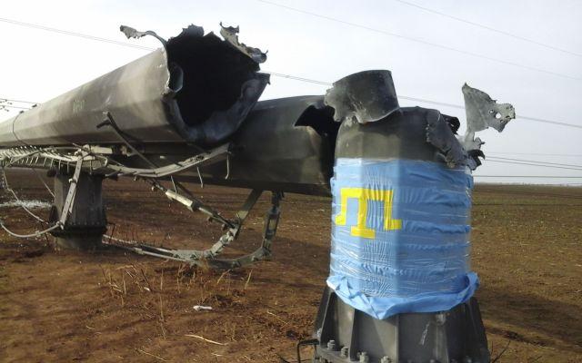 Explosiones dejan sin luz a dos millones en Ucrania - Foto de AP