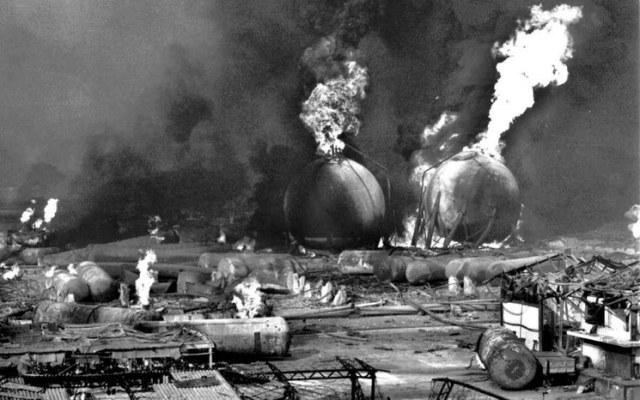 Hoy se cumplen 31 años de las explosiones en San Juanico - Foto de La Jornada
