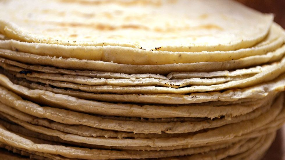 En EE.UU. comen más tortillas que hot dogs y hamburguesas - Foto de internet