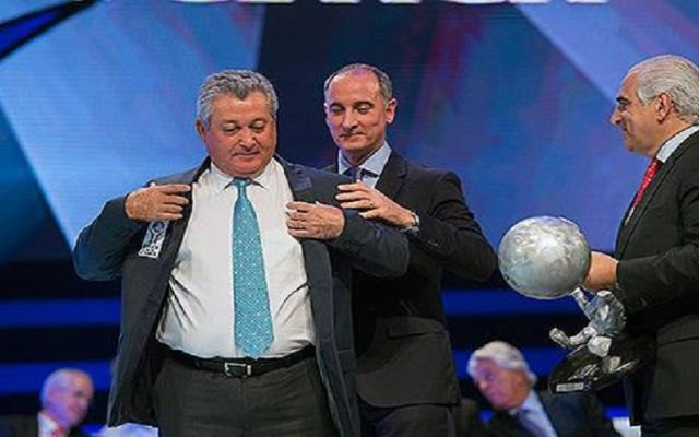 Ingresa 'Vuce' al Salón de la Fama del Futbol