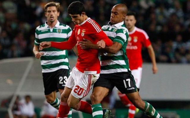 Jiménez y el Benfica caen en Copa ante el Sporting - Foto de TDN
