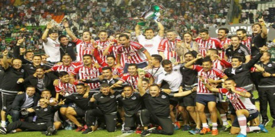 Chivas campeón de la Copa MX - Foto de @NBCDeportes