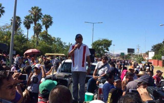 CNTE analiza sancionar a maestros que acudieron a evaluación - Foto de El Universal