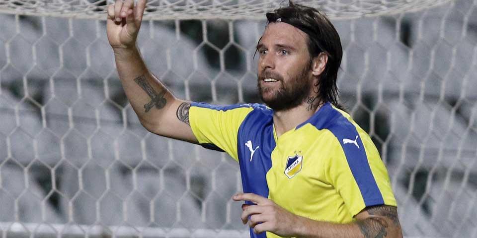 Fernando Cavenaghi, el goleador más efectivo en Europa - Foto de nexofin.com