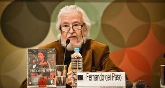 Creo que voy a volver a escribir: Fernando del Paso - Foto Especial