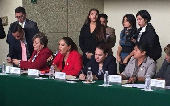 Piden a la PGR elaborar protocolo para mujeres víctimas de violencia - Foto:internet