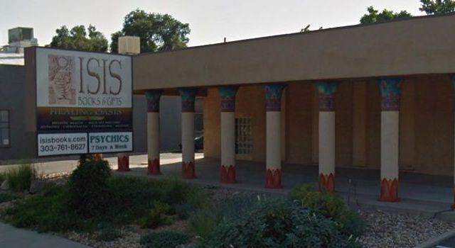 Vandalizan librería llamada Isis - Foto de Google Maps