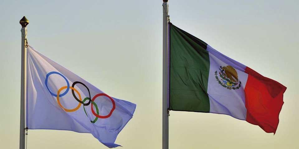 México sí irá a JJ.OO. como país: COM - Foto de archivo