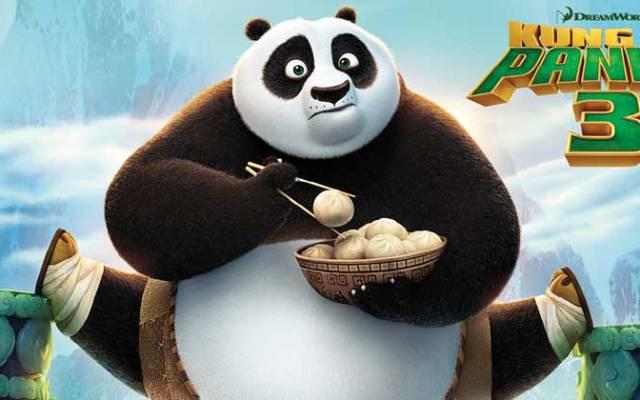 Kung Fu Panda 3 estrena tráiler - Kung Fu Panda 3. Foto de Dreamworks