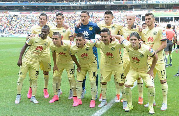 Los equipos más populares de México - América Apertura 2015