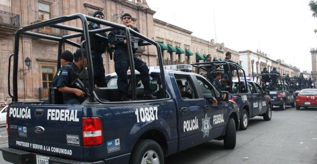 Diez mil elementos de la PF vigilarán evaluación en Oaxaca - Foto: internet