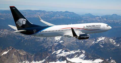 Aeroméxico y ASPA logran acuerdo laboral - Foto: internet