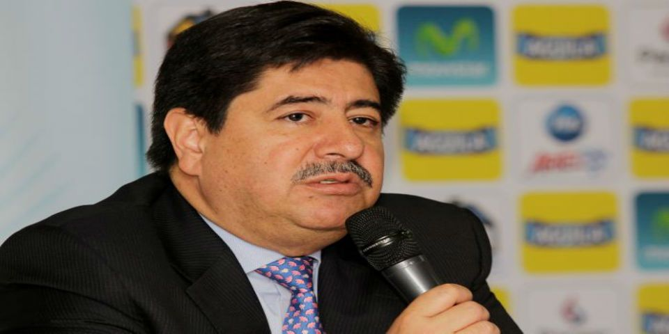 Renuncia presidente del futbol colombiano por escándalo en FIFA - Foto de internet