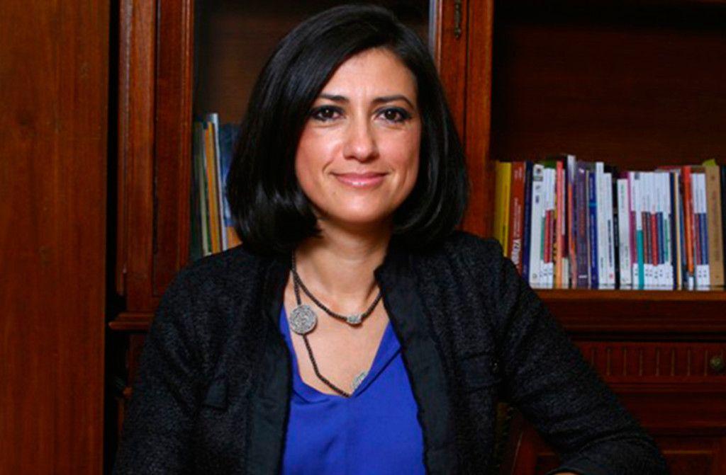 Lorena Cruz. Foto de internet