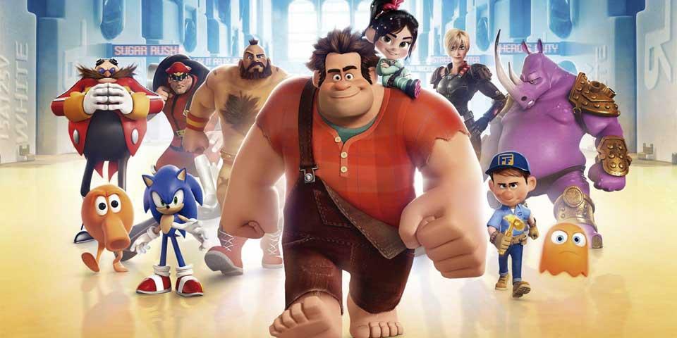 Demandan a Disney por 'Ralph, El Demoledor' - Foto de Disney