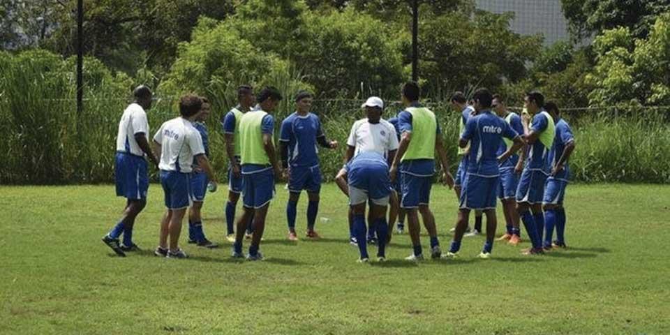 De antemano sabemos que estamos perdidos: DT de El Salvador - Foto de Federación Salvadoreña de Futbol