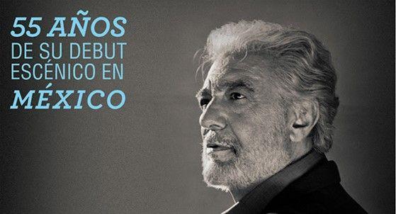 Celebrará Plácido Domingo 55 años de su debut en México en el Auditorio Nacional - Foto de Auditorio Nacional