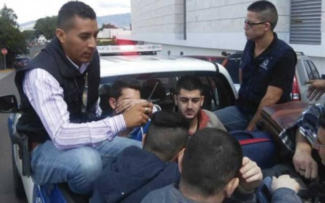 Detienen a sirios que buscaban llegar a EE.UU. desde México - Foto de infobae