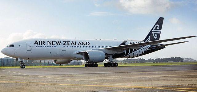 Air New Zealand es la mejor aerolínea por tercer año consecutivo