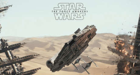 Video: detrás de escenas de Star Wars: The Force Awakens