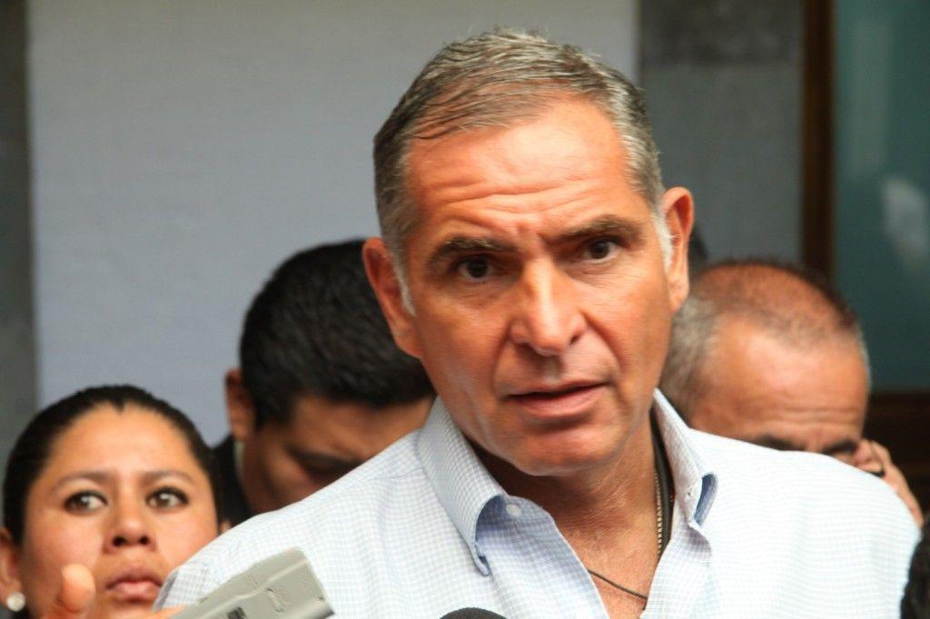 Gabino Cué. Foto de Quadratín