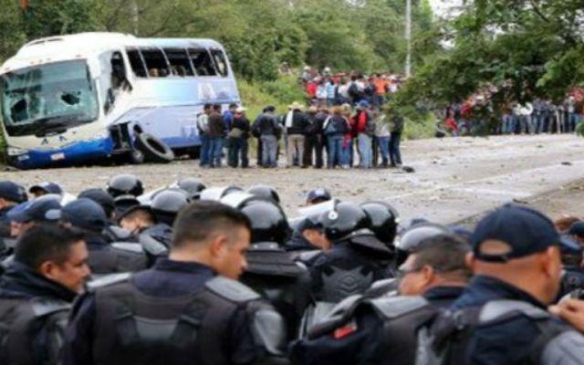Chofer del camión que atropelló a maestro se deslinda de responsabilidades - Foto: internet
