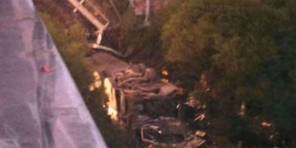 Accidente carretero deja 43 gendarmes muertos en Argentina - Foto: internet