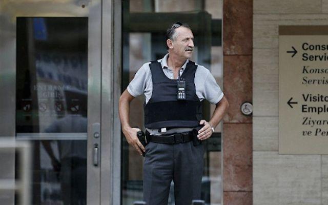 Estados Unidos en alerta por amenaza contra su Consulado en Estambul