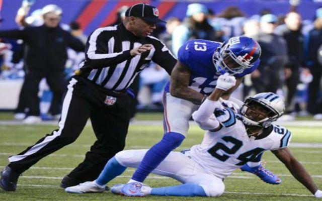 NFL sanciona a Beckham Jr. - Foto de AP