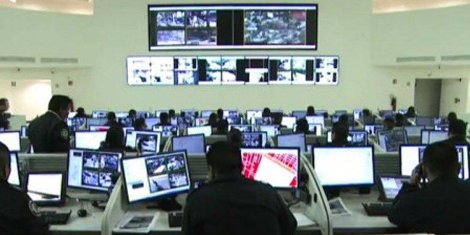 Vigilarán cámaras del C4i4 consulta del Corredor Cultural Chapultepec - Foto de Quadratín