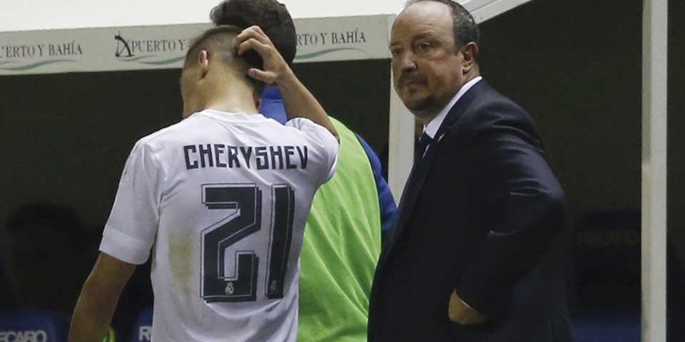 Eliminan al Real Madrid de Copa del Rey - Foto de Internet