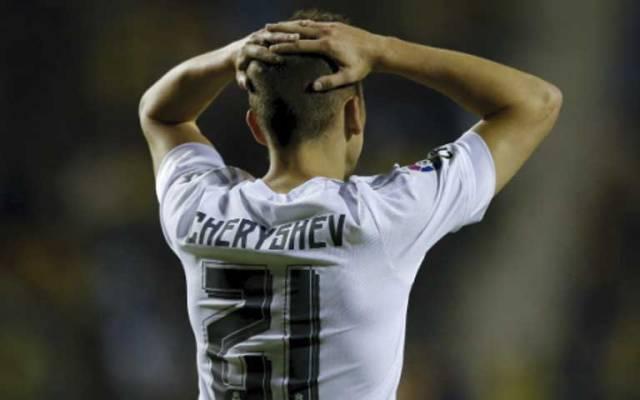 Tribunal desestima recurso del Real Madrid - Denis Cherysev. Foto de Reuters