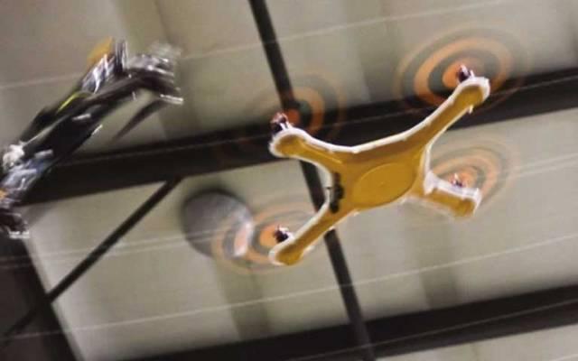 Tecnológico de Monterrey crea Arena de Drones - Foto de TechCrunch