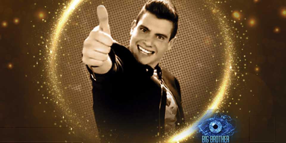 Eduardo 'El Chile' gana Big Brother México 2015 - Foto de Big Brother
